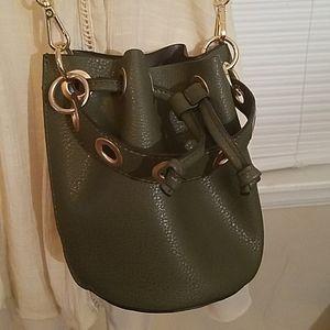 Urban expressions Vegan leather stylish purse.